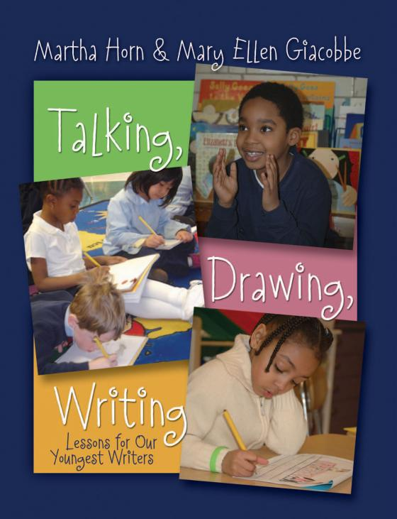 Talking, Drawing, Writing