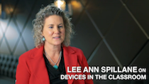 Lee Ann Spillane on Devices in the Classroom